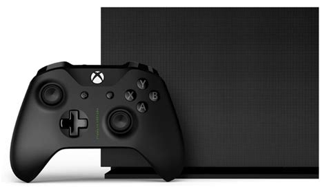 """Microsoft Planning to Offer Xbox One X """"Project Scorpio"""