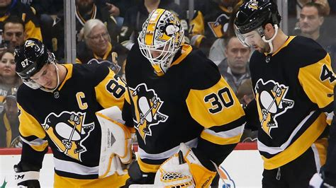 NHL - Pittsburgh Penguins are in a world of hurt