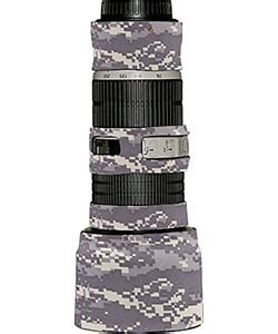 LensCoat Canon Covers 70-200 IS f/4 Army Digital Camo
