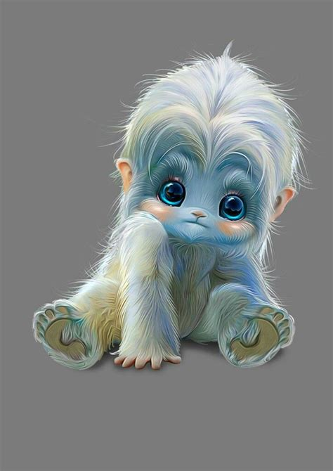 Pin by Anthony Ortiz on Fantasies | Cute fantasy creatures
