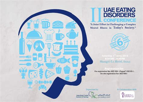 2nd UAE Eating Disorders Conference | MEEDA – Middle East
