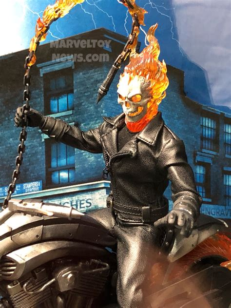 Toy Fair 2019: Mezco ONE:12 Collective Ghost Rider