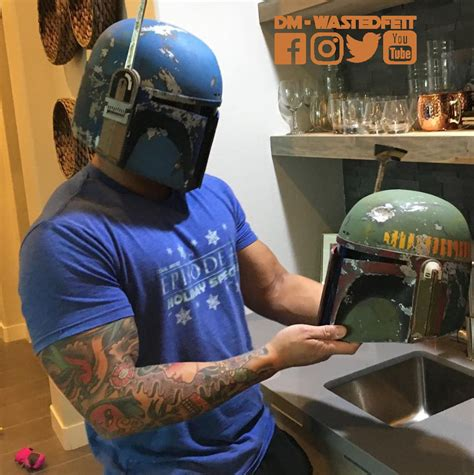 WASTED FETT – Wanna Be Prop Maker