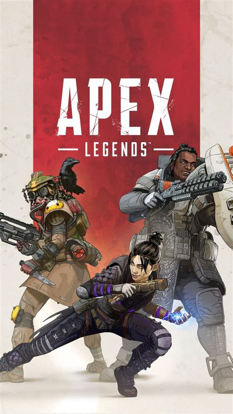 Game, poster, Apex Legends, 2019 Wallpaper (With images