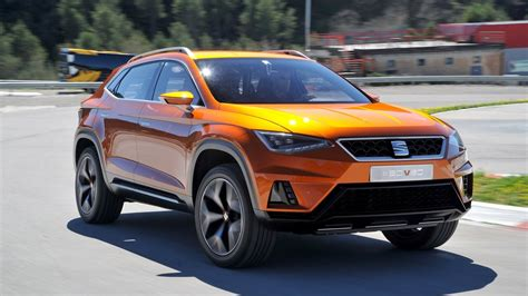New SEAT Formentor 7 seat SUV will be release 2018 - YouTube