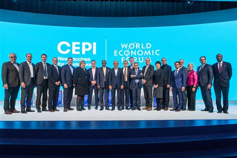 CEPI officially launched – CEPI