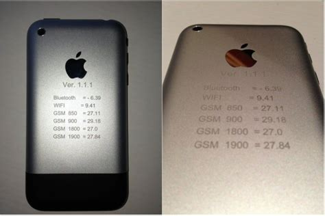 Original iPhone Prototype Sells On eBay For A Hefty $1,499