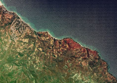 Wallpaper Geographic, Satellite imagery, Android, Stock