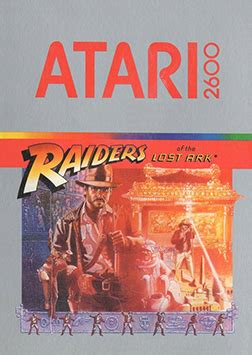 Raiders of the Lost Ark (video game) - Wikipedia