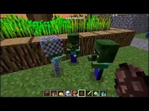 Minecraft - B06 - Honey, our zombie kids are hungry! (baby