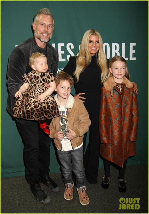 Jessica Simpson Gets Support From Husband Eric Johnson