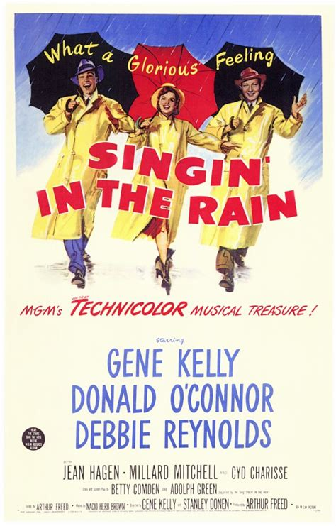 Patty's Posters: Singin' in the Rain