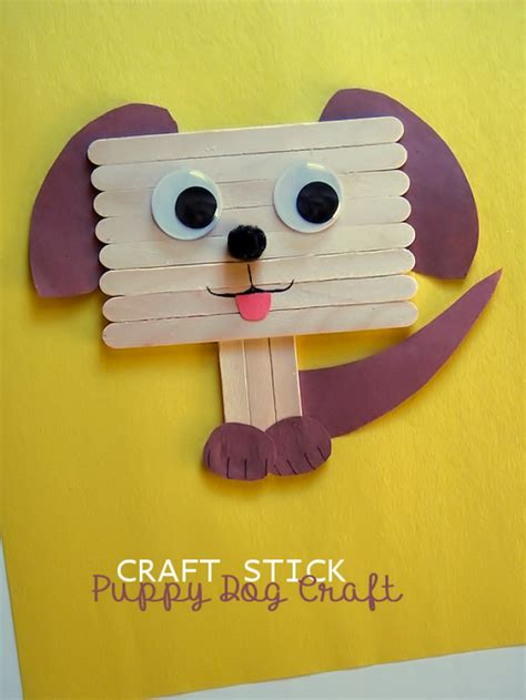 Make One of These 11 Dog Themed Kid Crafts Today | Kids