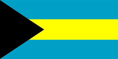 CIA - The World Factbook 2002 -- Flag of Bahamas, The