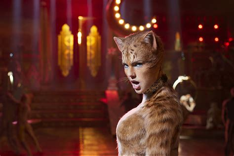 'Cats' Trailer: They Really Made a 'Cats' Movie