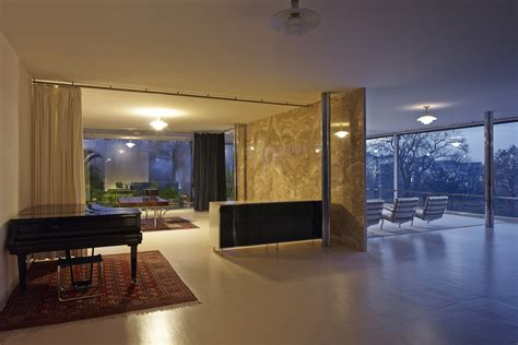 Iconic House: Vila Tugendhat in Czech Republic   Mies van