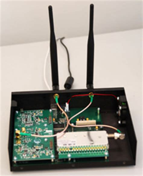 Software Defined Radio Laboratory • Electrical and