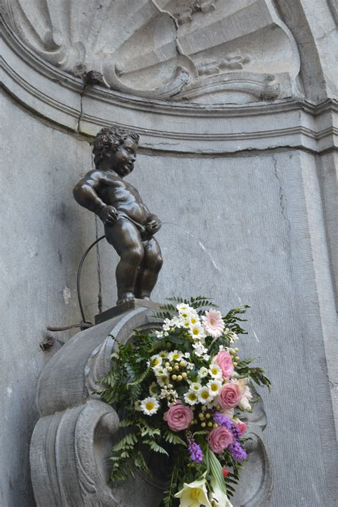 Study Abroad Blogs – The Day of Manneken Pis