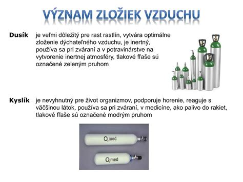 PPT - VZDUCH PowerPoint Presentation, free download - ID