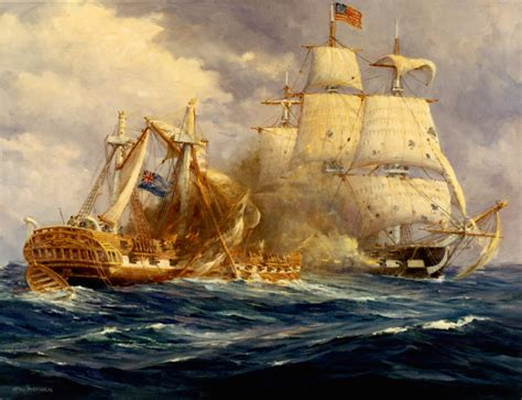 How USS Constitution Became 'Old Ironsides' - HISTORY