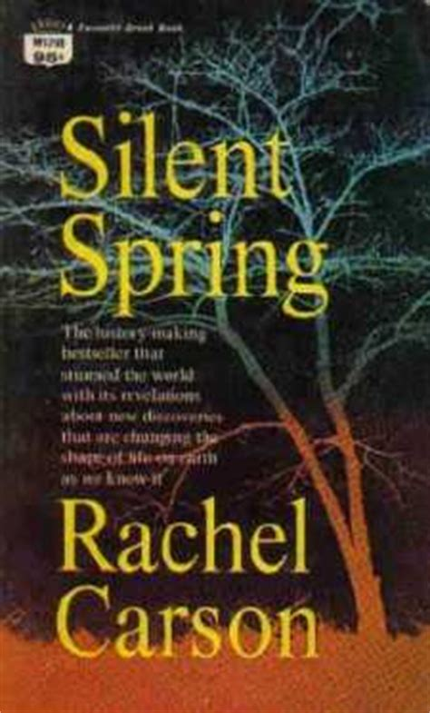 Study Guide for Silent Spring - Summary by Rachel Carson