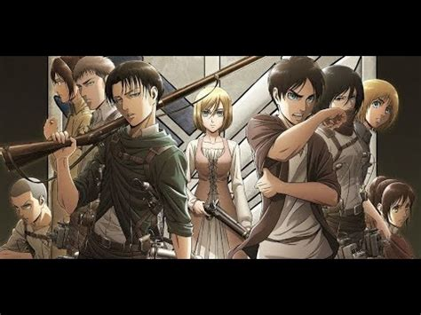 Top 10 Strongest Attack On Titan Characters - YouTube