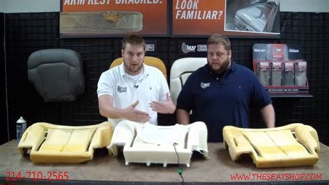 The Seat Shop's DUROFOAM Seat Cushion for 2000-2002 Chevy