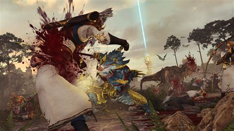 Total War: Warhammer II Showered With Official Blood And