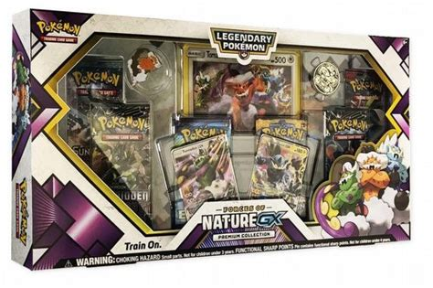 Pokemon: Forces of Nature GX Premium Collect