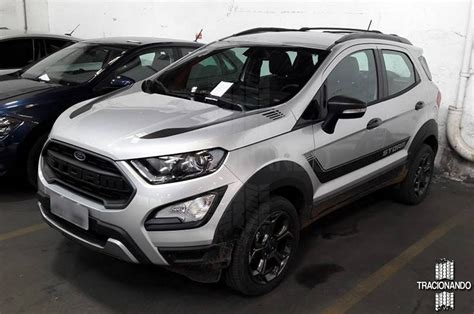 Ford EcoSport Storm, AWD, leak, engine, specifications
