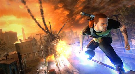 inFAMOUS 2 (PS3 / PlayStation 3) Game Profile | News