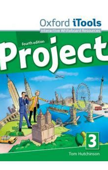 Kniha: Project Fourth Edition 3 iTools - T