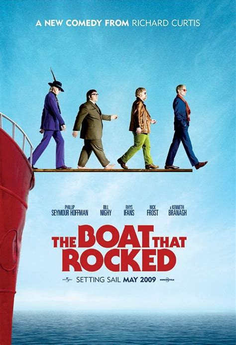 The Boat That Rocked Movie Poster (#1 of 9) - IMP Awards