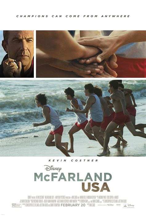 McFarland, USA (2015), News, Clips, Quotes, Trivia, Easter
