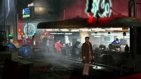 'Blade Runner' Video Game: Revisit the Point-and-Click