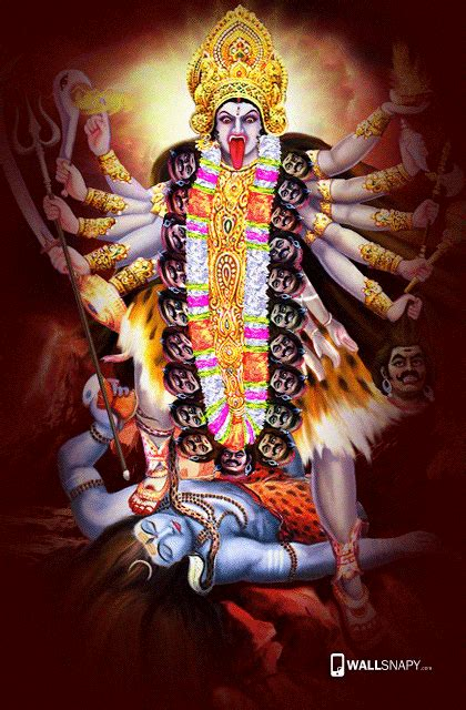 Maa kali angry hd images | Primium mobile wallpapers