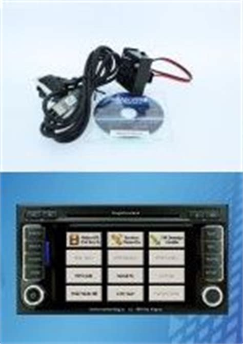 VIDEO, DVD & TV In-Motion activator for navigation systems
