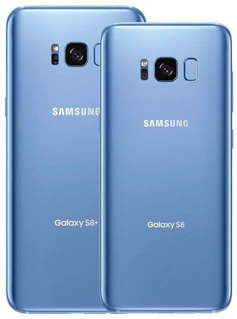 Coral Blue Galaxy S8 and Galaxy S8+ possibly headed to the