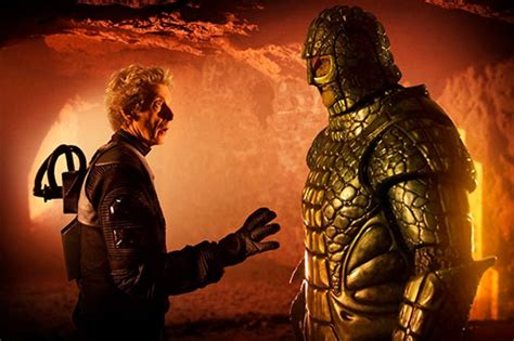 Doctor Who's Ice Warriors: the Martian monsters and how