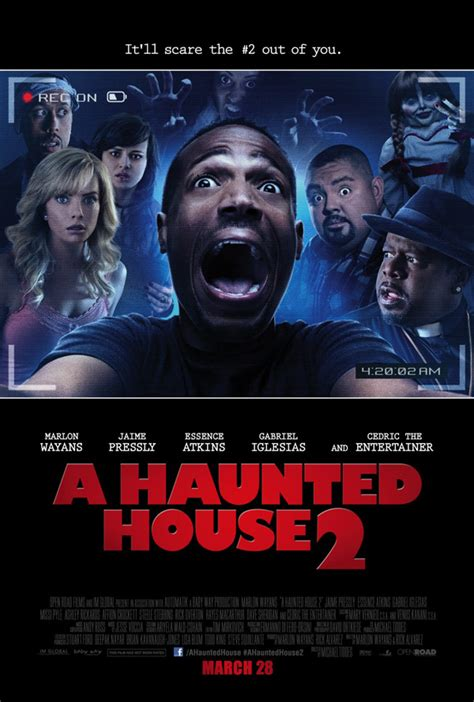 A Haunted House 2 (2014) Movie Trailer, Release Date, Cast