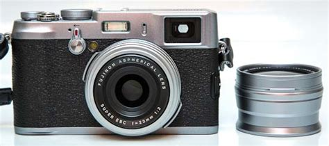 Fujifilm WCL-X100 Review | Photography Blog