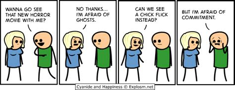 WANNA GO SEE THAT NEW HORROR MOVIE WITH ME?NO THANKS