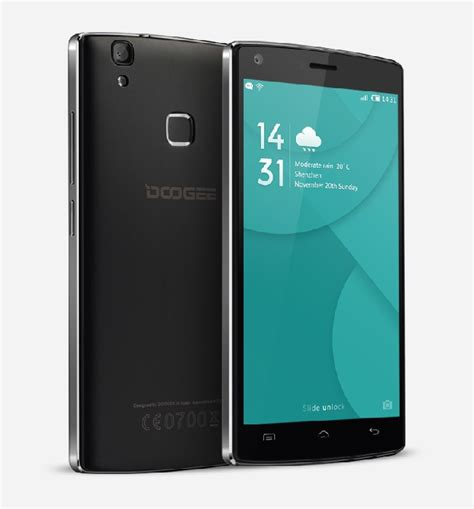 Doogee X5 Max and X5 Max Pro with 4000mAh battery launched