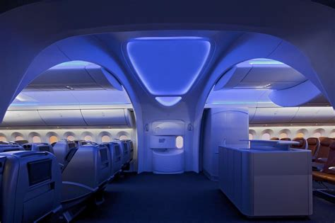 How to Apply Wallpaper   Cabin design, Airplane interior
