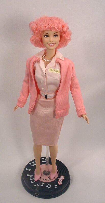 MSJ's Doll Pit: Pink Grease Frenchie