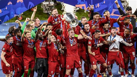 Liverpool's latest European Cup win comes on a journey