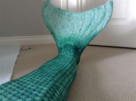 Just got a mermaid tail last night and i love it! Get one