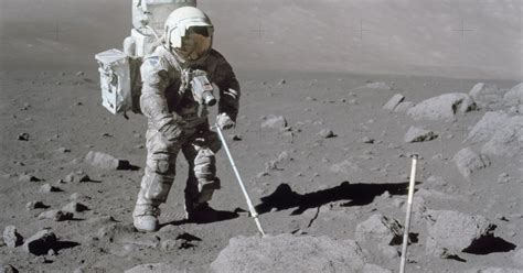 Breathing in Moon Dust Could be Even More Toxic Than We