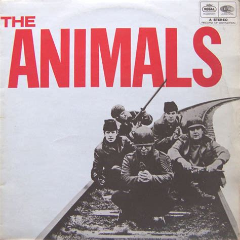 The Animals - The Animals (Vinyl, LP, Compilation, Stereo