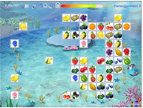 Fruit Connect 2 game - FunnyGames